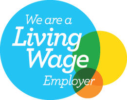 Living Wage Employer, Gay Bar Edinburgh